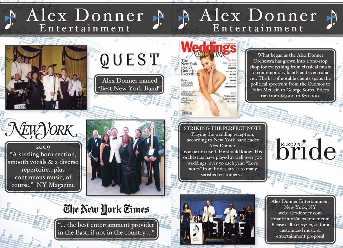 Alex horn wedding