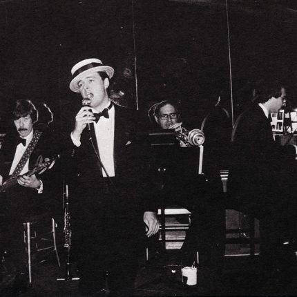 Alex Donner and His Orchestra Early 80s