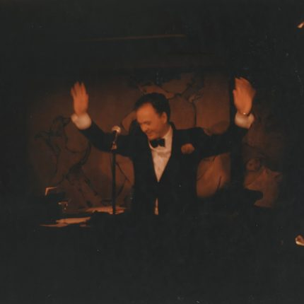 Cafe Carlyle 2002