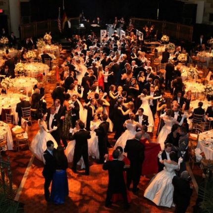 Alex Donner Orchestra at Debutante Ball