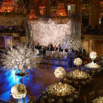 ADE in elegant ballroom