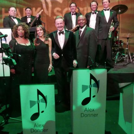 Alex Donner Orchestra 2016
