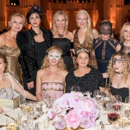 French American Masked Ball