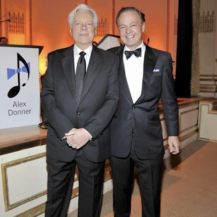 With Robert Osborne