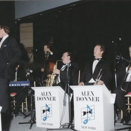 Alex Donner and his Orchestra
