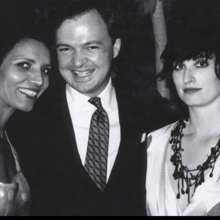 Usha Singh and Karen Moline, El Morocco