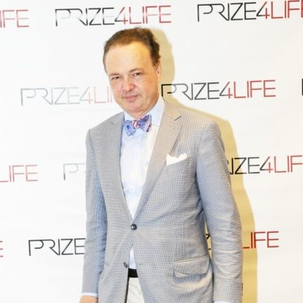 "Alex Donner at the 2013 ""Prize 4 Life"" Gala"