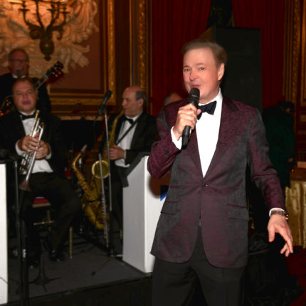 Alex Donner Orchestra at a private party, 2019